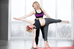 How Can I Instruct a Yoga Class from the Ground Up?