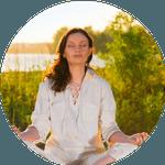 yoga guided meditation scripts