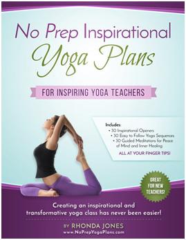 No Prep Yoga Plans Inspiration Guide