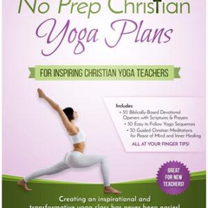 No Prep Yoga Plans Christian Ebook