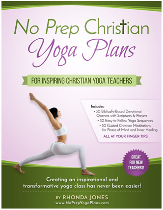 No Prep Yoga Plans Christian Ebook