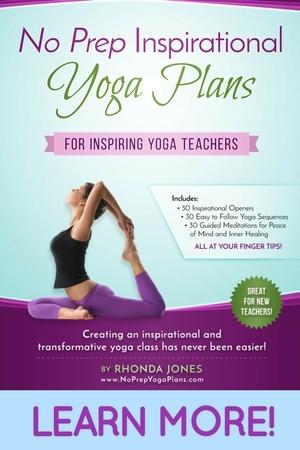No Prep Yoga Banner 1