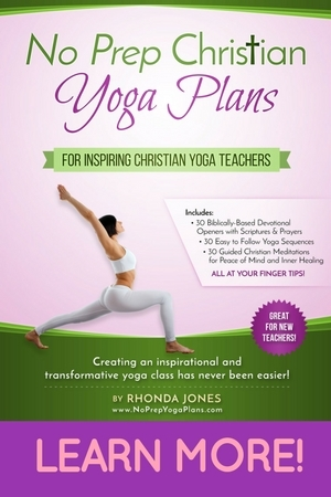 No Prep Yoga Plans Banner 2