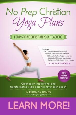 No Prep Yoga Plans Banner 2