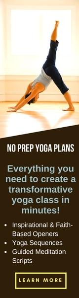 No Prep Yoga Plans Banner 3