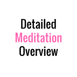 detailed meditation overview