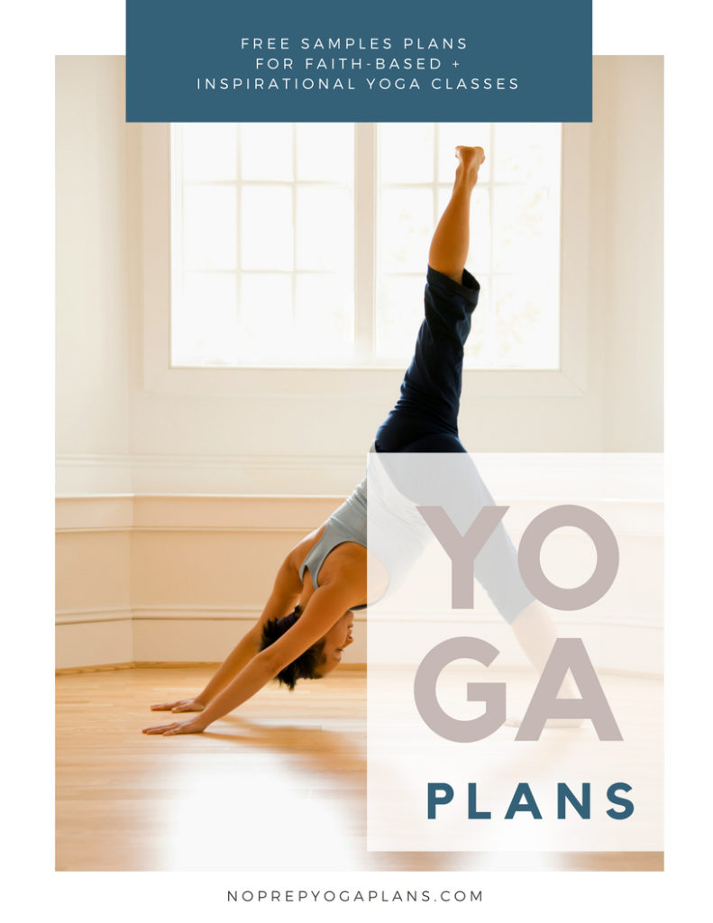 Themed Yoga Lesson Plans