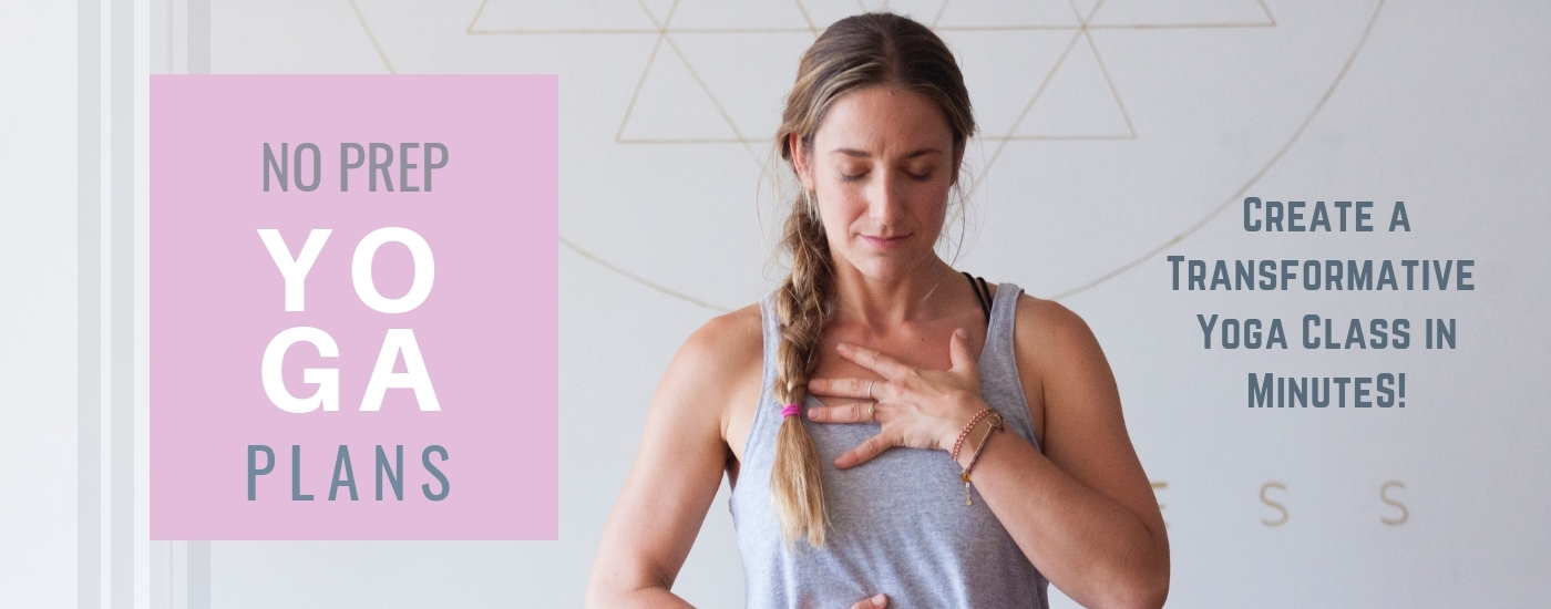 no prep yoga lesson plans