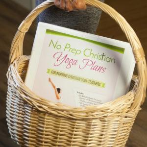 No Prep Yoga Plans Christian