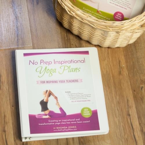 No Prep Yoga Plans Inspirational