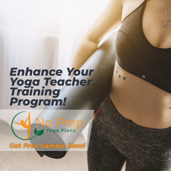 Yoga Class Plans