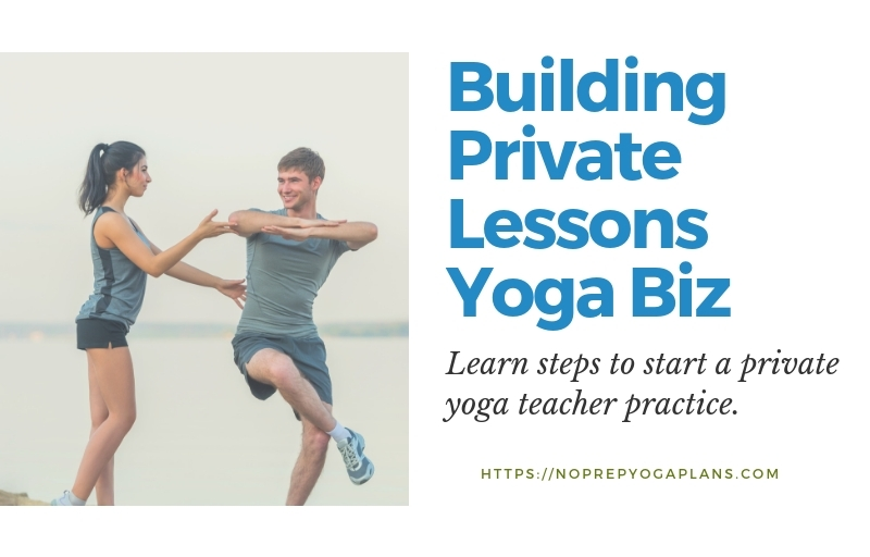 6 Steps to Get Started Teaching Private Yoga Classes