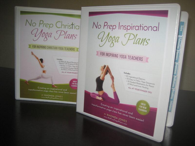 No prep yoga plans pricing