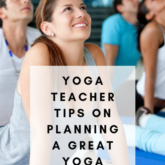 yoga teacher tips