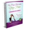 No Prep Yoga Plans Spiral