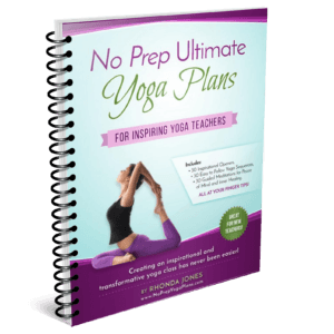 No Prep Yoga Plans Inspirational Spiral-Bound