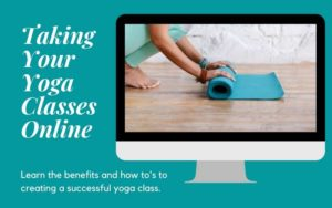 Taking Your Yoga Classes Online with Zoom