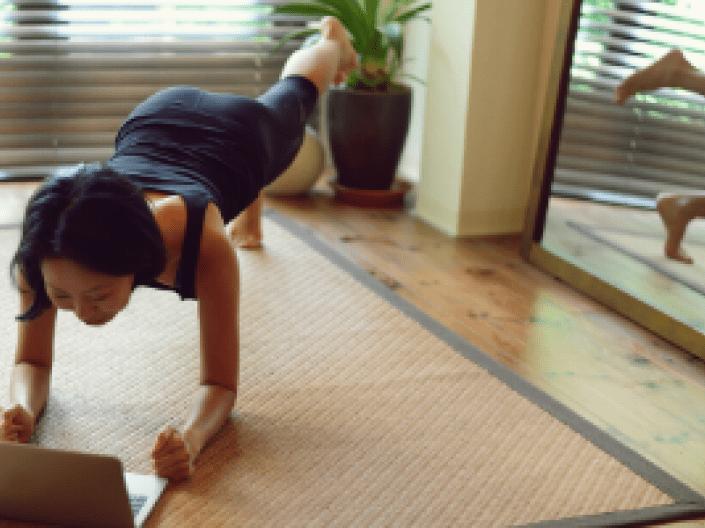 Christian online yoga classes