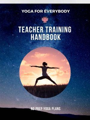 YOGA TEACHER TRAINING BOOK