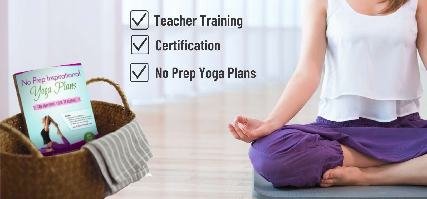 No Prep Yoga Plans Header