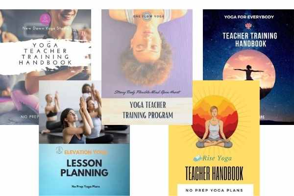 yoga training handbook