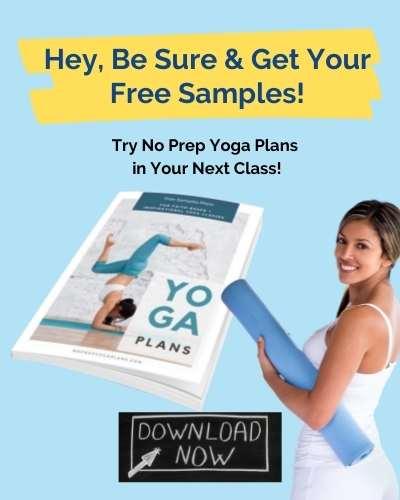 No Prep Yoga Plans Download