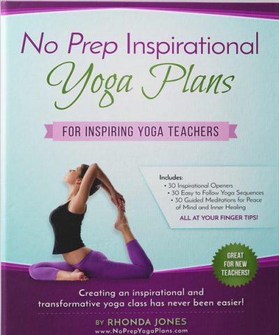 inspirational no prep yoga plans