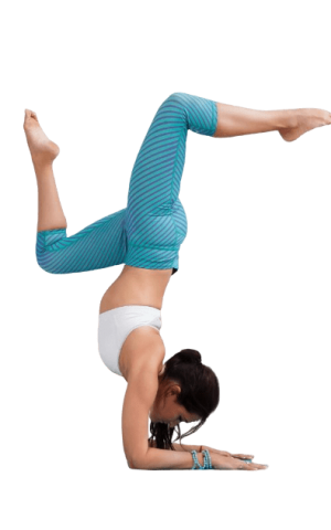 Yoga Pose No Background 1