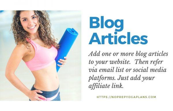 blog articles NPYP